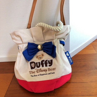 Disney - ダッフィー ダッフルバッグ