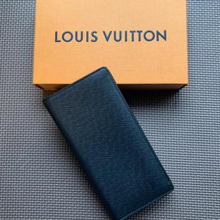 LOUIS VUITTON - 引越しのため期間限定出品!LOUIS VUITTON ポルトフォイユ・ブラザ