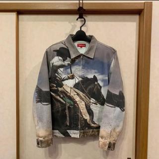 Supreme - 17ss Supreme Cowboy Denim Jacket