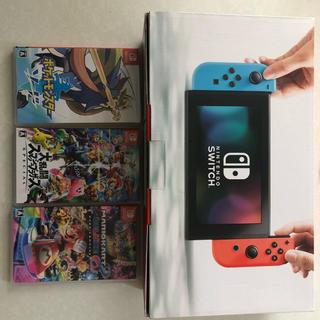 Nintendo Switch - ニンテンドースイッチ ソフト3本セット