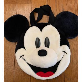 Disney - ミッキー(フェイストートバッグ)