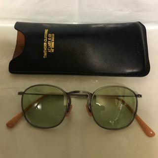 アットラスト 白山眼鏡 サングラス 度無し 眼鏡 メガネ