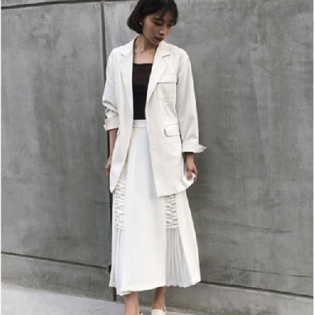 Ameri VINTAGE(アメリヴィンテージ)のAMERI  PREETS SKRTS レディースのスカート(ロングスカート)の商品写真