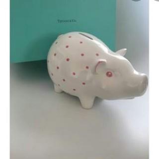 ティファニー(Tiffany & Co.)のTIFFANY・貯金箱(置物)