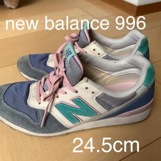 New Balance - ニューバランス new balance 996 WR996HL