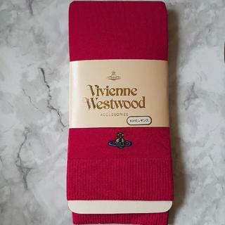 ヴィヴィアンウエストウッド(Vivienne Westwood)の未使用品 ヴィヴィアン レギンス 6分丈 M~L(レギンス/スパッツ)