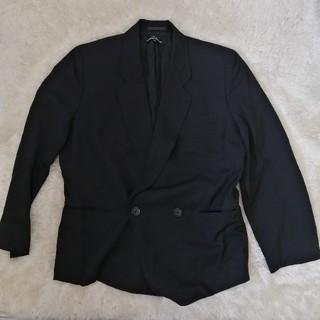 コムデギャルソン(COMME des GARCONS)のコムデギャルソン✨ジャケット✨スーツ 黒 68(スーツジャケット)