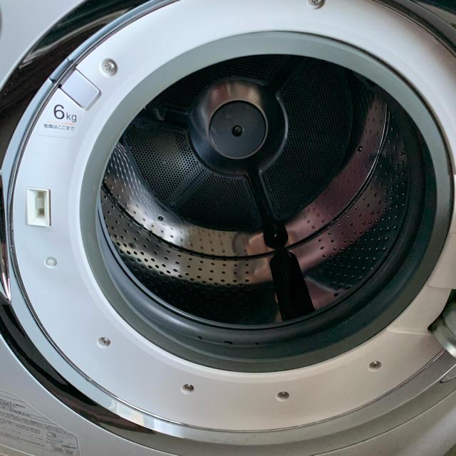 東芝(トウシバ)の東芝・ヒートポンプ式ドラム洗濯乾燥機!ザブーン・TW-Z9500R! スマホ/家電/カメラの生活家電(洗濯機)の商品写真