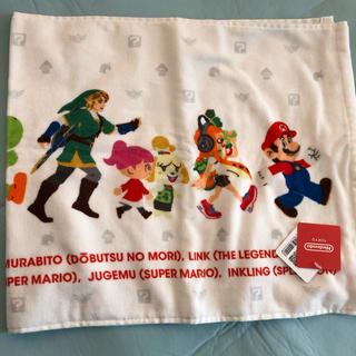 任天堂 - Nintendo TOKYO フェイスタオル
