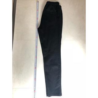GU - GU  スキニーパンツ 黒 ブラック