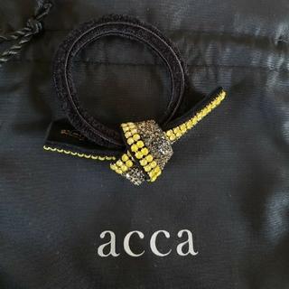acca - ✨新品.未使用✨accaドレスポニー【アマレッティ】