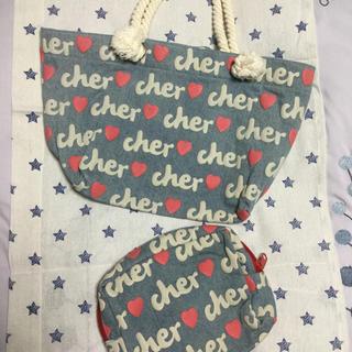 シェル(Cher)のcherバック&ポーチ(バッグ)