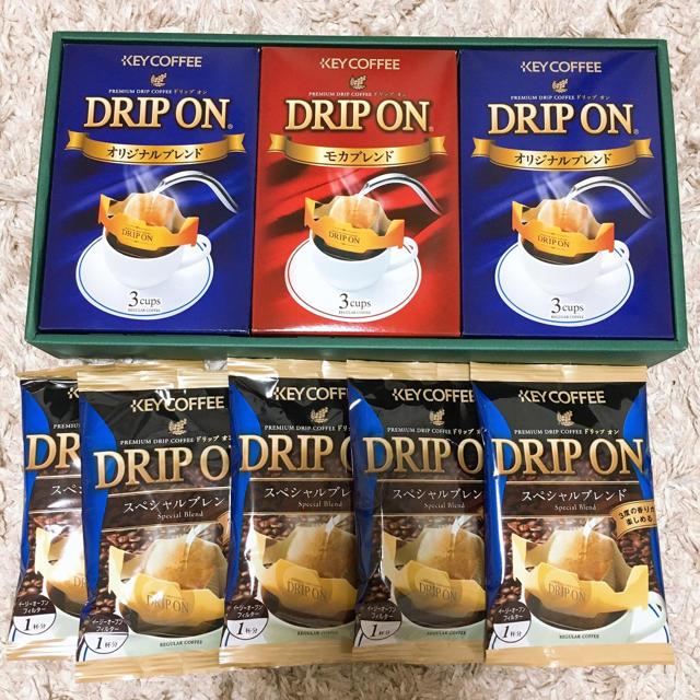KEY COFFEE(キーコーヒー)のKEY COFFEE 14袋 食品/飲料/酒の飲料(コーヒー)の商品写真