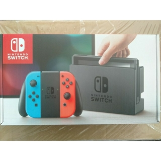 任天堂 - Nintendo Switch Joy-Con (L) ネオンブルー/ (R)
