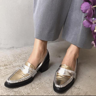 Ameri VINTAGE - はあとさん専用//POINTED COIN LOAFER