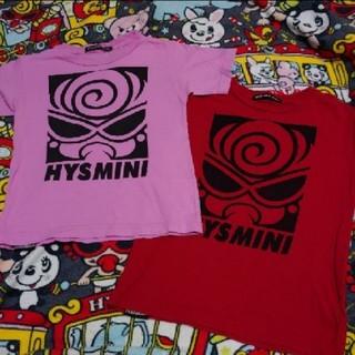 HYSTERIC MINI - Tシャツ 100 110