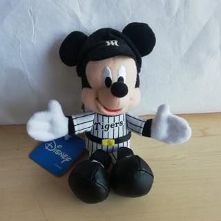 ハンシンタイガース(阪神タイガース)の阪神タイガース ミッキーマウス キーホルダー(キーホルダー)