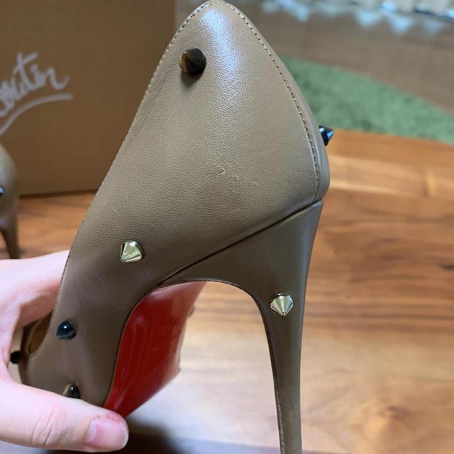 Christian Louboutin(クリスチャンルブタン)のChristian Louboutin ルブタン パンプス レディースの靴/シューズ(ハイヒール/パンプス)の商品写真