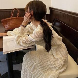 ZARA - *ひらひら*女神/ワンピース