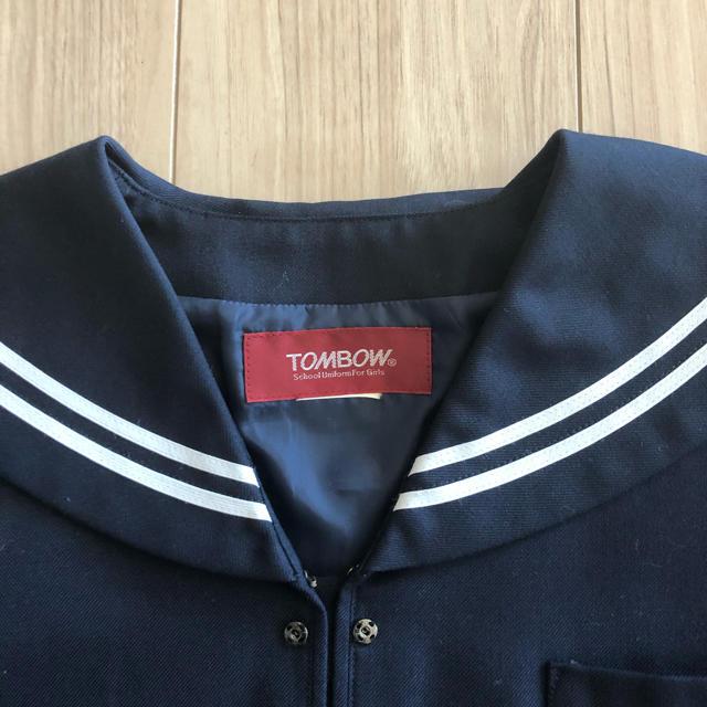 セーラー服 上着のみ TOMBOW キッズ/ベビー/マタニティのキッズ服女の子用(90cm~)(ジャケット/上着)の商品写真