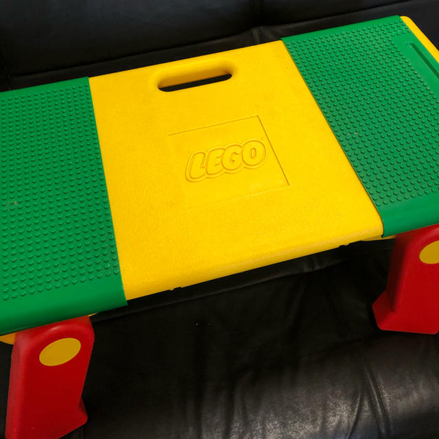 Lego(レゴ)のLEGOテーブル キッズ/ベビー/マタニティのおもちゃ(積み木/ブロック)の商品写真