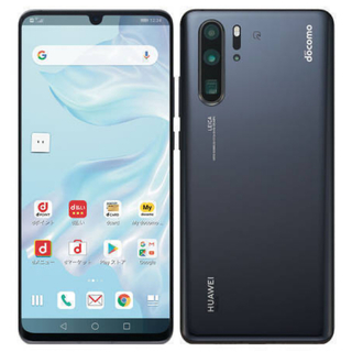 ANDROID - HUAWEI P30 Pro ブラック