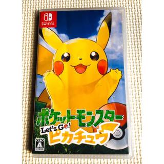 Nintendo Switch - ポケットモンスター Let's Go! ピカチュウ レッツゴーピカチュウ