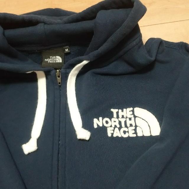THE NORTH FACE(ザノースフェイス)のノースフェイス パーカー Mサイズ メンズのトップス(パーカー)の商品写真