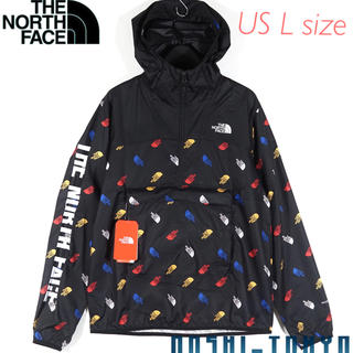 THE NORTH FACE - ◆世界1店舗限定◆THE NORTH FACE 総柄マウンテンジャケット L