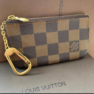 LOUIS VUITTON - 美品正規品ルイヴィトンポシェットクレ コインケース キーケース