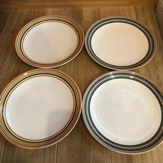 イッタラ(iittala)のイッタラ オリゴ プレート 皿 26cm 4枚(食器)