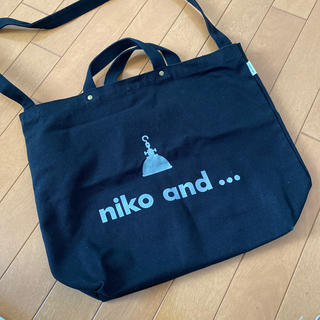 niko and... - ニコアンド トートバッグ