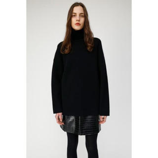 moussy - MOUSSY  FAUX LEATHER MINI SKIRT