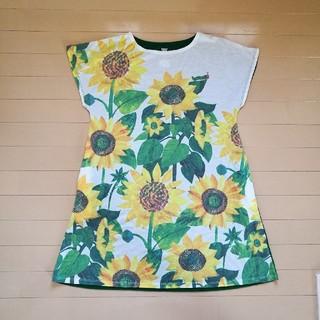 Design Tshirts Store graniph - はらぺこあおむし ワンピース グラニフ