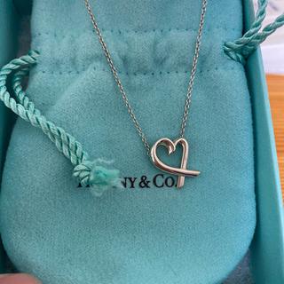 Tiffany & Co. - ティファニー シルバー ネックレス