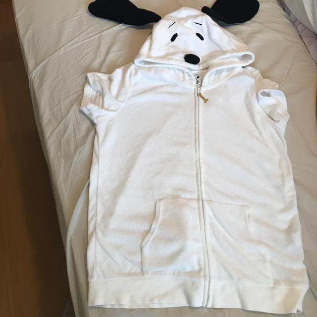 aimer feel(エメフィール)のスヌーピー パジャマ ルームウェア レディースのルームウェア/パジャマ(ルームウェア)の商品写真