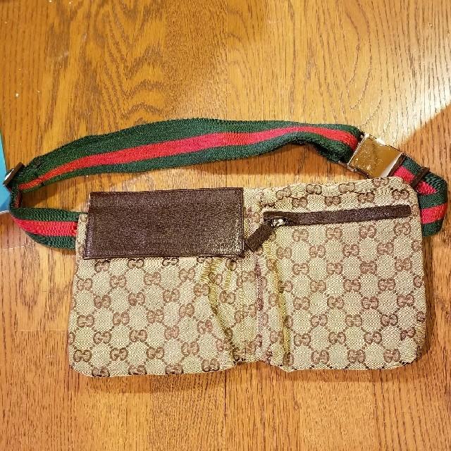 Gucci(グッチ)のGUCCI ショルダーバッグ メンズのバッグ(ショルダーバッグ)の商品写真