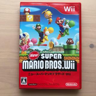 New スーパーマリオブラザーズ Wii Wii(家庭用ゲームソフト)