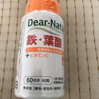アサヒ - Dear-Natura 鉄・葉酸