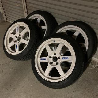 【ドリケツ】RAYS  Volk Racing TE37