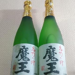 TETSU様ご購入品 芋焼酎魔王(焼酎)