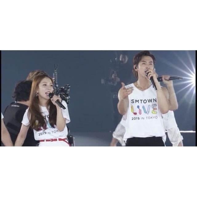 東方神起(トウホウシンキ)の新作★SMTOWN LIVE 2019 IN TOKYO DVD1枚 エンタメ/ホビーのDVD/ブルーレイ(アイドル)の商品写真