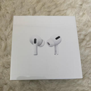 Apple - AirPods Pro(エアポッド)MWP22J/A