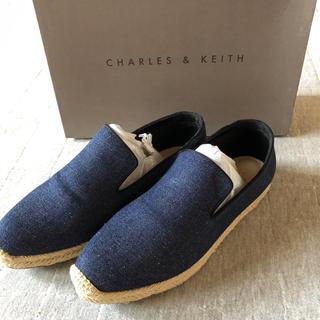 チャールズアンドキース(Charles and Keith)のCHARLE & KEITH シューズ(ローファー/革靴)