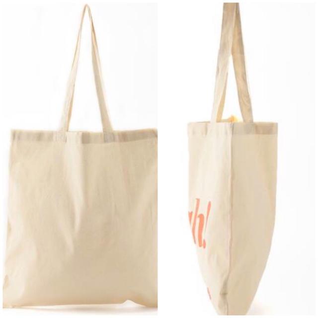 DEUXIEME CLASSE(ドゥーズィエムクラス)のEDITFORLULU購入トートバッグ ドゥーズィエムクラス アパルトモン レディースのバッグ(トートバッグ)の商品写真