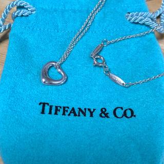 Tiffany & Co. - オープンハート