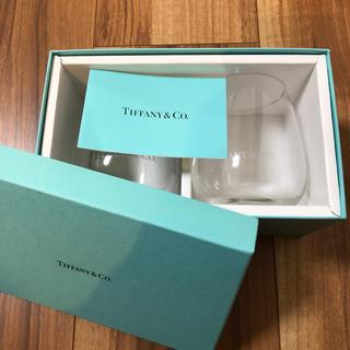 Tiffany & Co. - Tiffany ペアグラス
