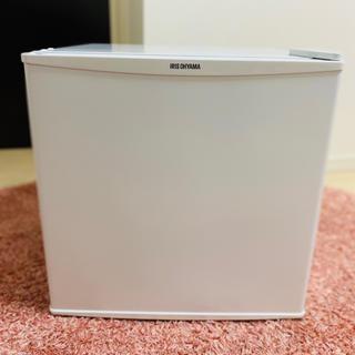 アイリスオーヤマ(アイリスオーヤマ)の IRIS OHYAMA⛄️ノンフロン 小型冷蔵庫❄️美品 2018年製・45ℓ(冷蔵庫)
