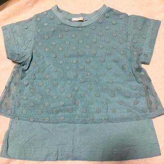 GU - 110サイズ トップス Tシャツ