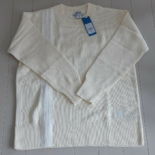 アディダス(adidas)のadidasセーター(ニット/セーター)
